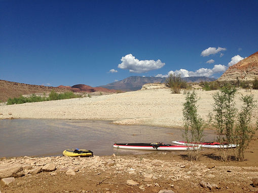 Utah Paddle Boarding, Happy Trails Adventure