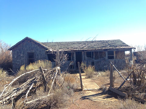 Happy Trails Adventure ghost town