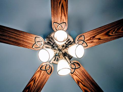 Home Ventilation & Ceiling Fan Installation