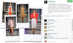 Instagram Vogue Brasil