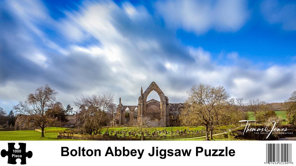 Bolton Abbey 1000 Piece Jigsaw