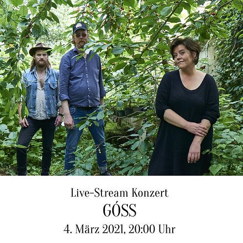 GÓSS Live Stream