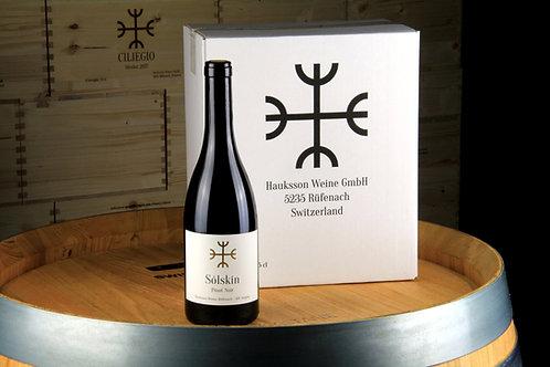 Pinot Noir Sólskin, AOC Aargau 2018, 6er Karton, CHF 25 pro Flasche