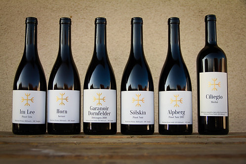 Degu-Kit für Wein-Enthusiast*innen