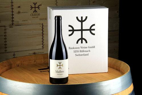 Malbec Döttingen, AOC Aargau 2018, 6er Karton, CHF 25 pro Flasche