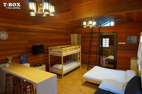 T-BOX Wooden Cottage
