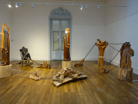 EXPOSITION . Musée de Chintreuil