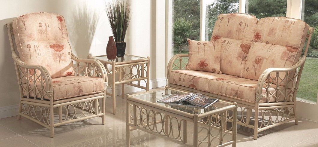 Replacement Cushions  Covers for Conservatory Cane Furniture