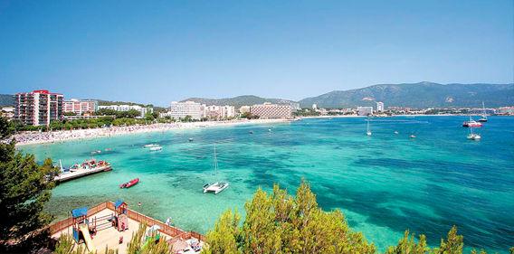 Mallorca Transfer - Transfers von Gruppen mit eigenem Fahrer in Mallorca