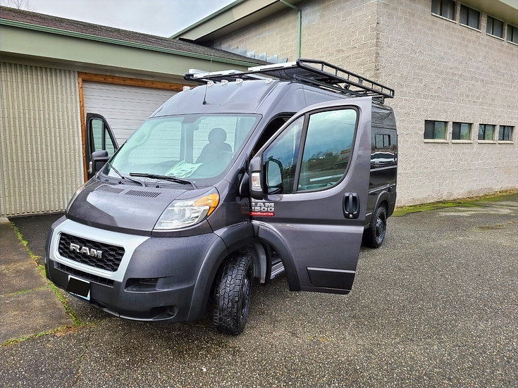 **NEW** 2020 RAM Promaster 2500 159WB High Roof