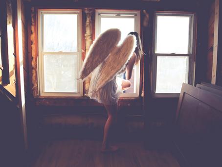 Cuento: Un ángel de Sergio Chodos