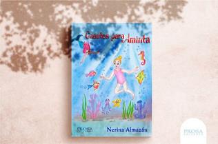 Cuentos para Aminta - Nerina Almazán
