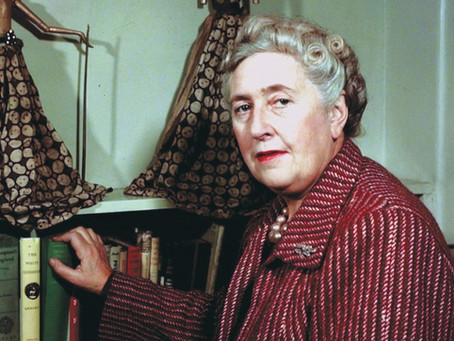 Agatha Christie, palabras de amor y un nombre falso