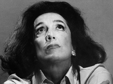 Martha Lynch: enigma para melancólicos