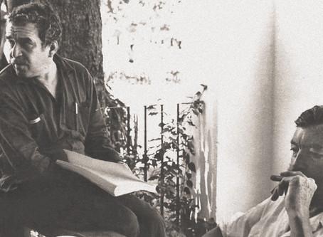 Julio Cortázar por Gabriel García Márquez