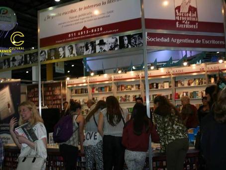 En el marco de las actividades que presenta SADE en la 45° edición de la Feria del Libro de BA.