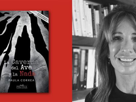 """Paula Correa: """"La oscuridad iguala, también oculta"""""""