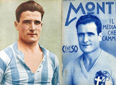 """""""Doble ancho"""" Monti, una leyenda del fútbol mundial"""