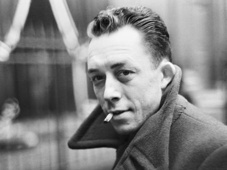 Albert Camus, el gran futbolista, hincha de Racing