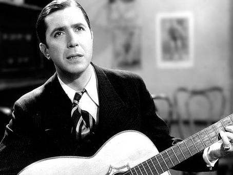 Hoy canta Carlos Gardel: un cuento de Roberto Alifano