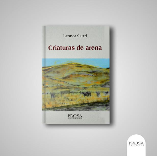 Criaturas de arena - Leonor Curtis
