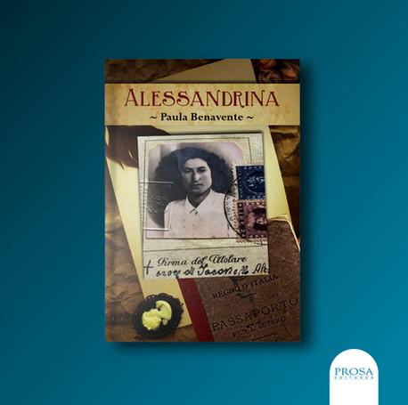 Alessandrina - Paula Benavente