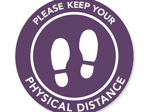MAINTAIN PHYSICAL DISTANCE