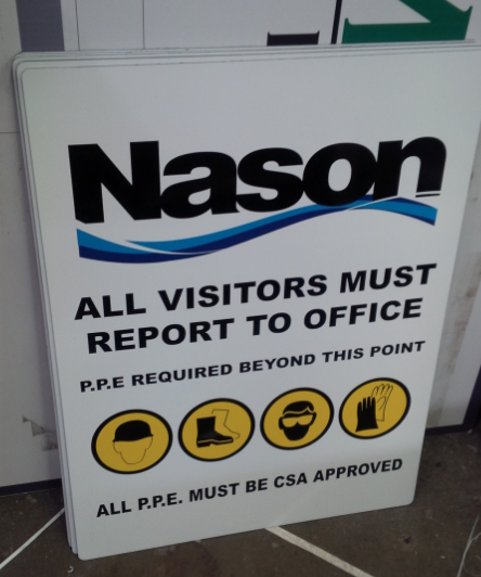 COMPLIANCE SIGNS
