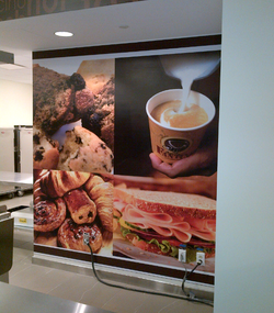 COMMERCIAL WALL MURALS
