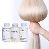 Безпечне фарбування з Олаплекс (Olaplex)