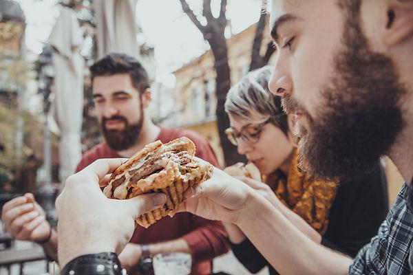 Street Food Food Explorer
