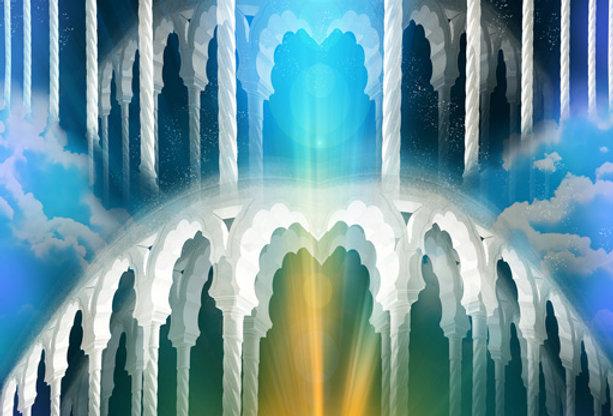 היכל השמיים - תמונה של אורית מרטין