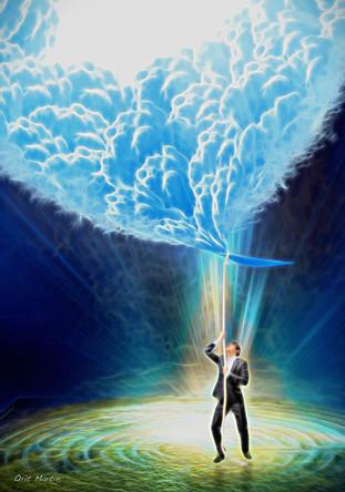 Where Heaven and Earth meet