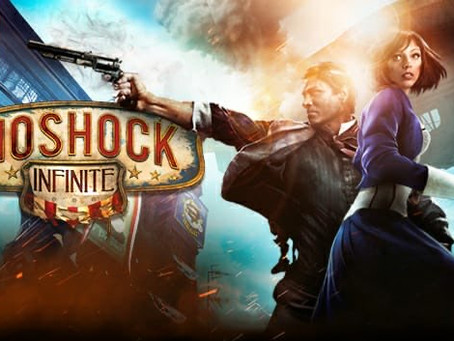 BioShock Infinite Review - Looks good but fails to impress as a tactical FPS