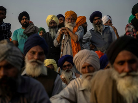 Pandemic and Protests in India: Misrepresentation, Misinterpretation and Misinformation