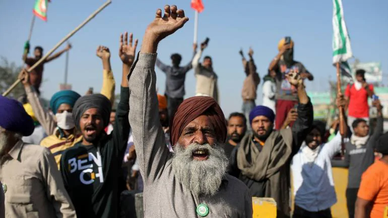 Farmers Protest The Parapraxis Project
