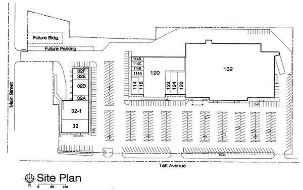 Rock Creek Site Plan