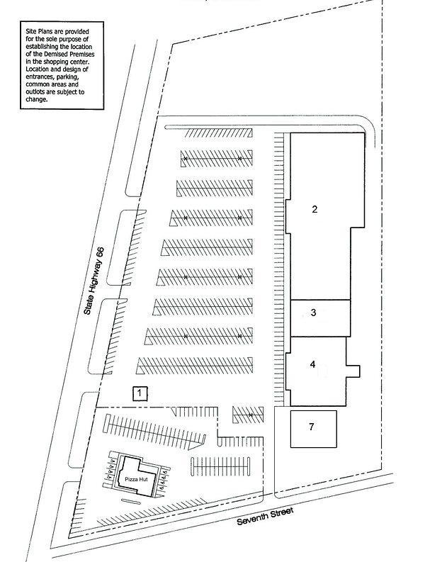 Bull Creek Site Plan