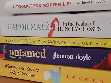 What do therapists do in lockdown? They read these amazing books!