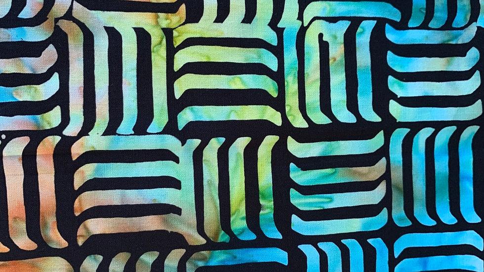 Batik Fabric -01