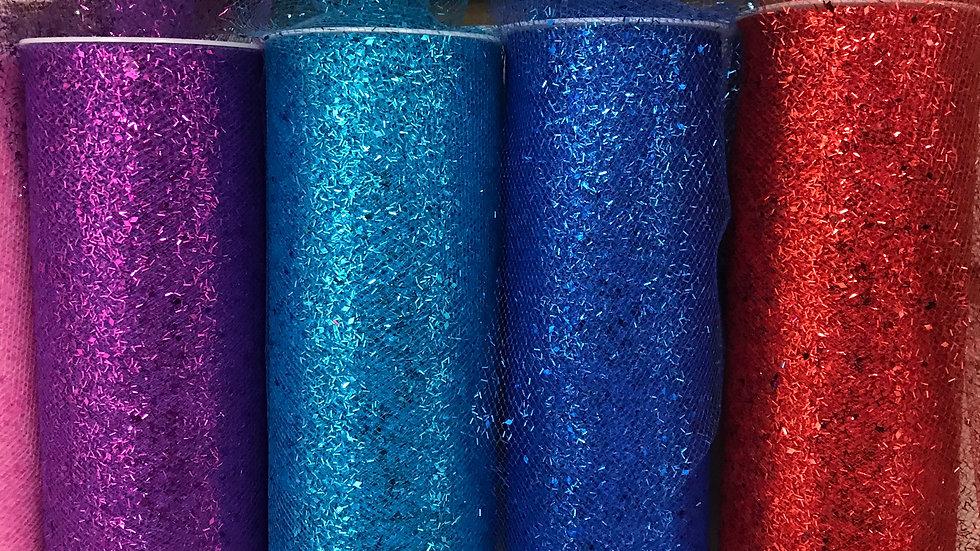Glitter Confetti Tulle