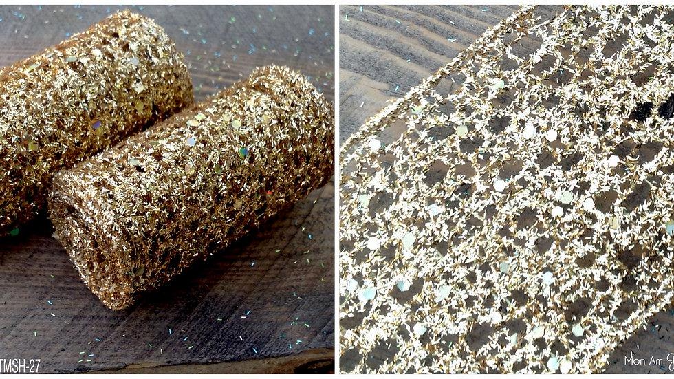 Glitter Textured Mesh
