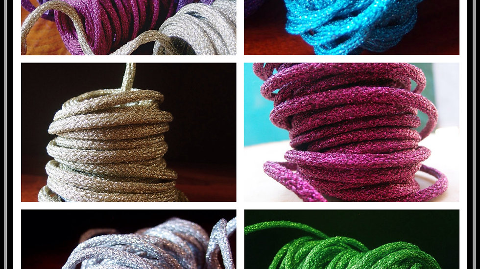Glitter Jute Collection