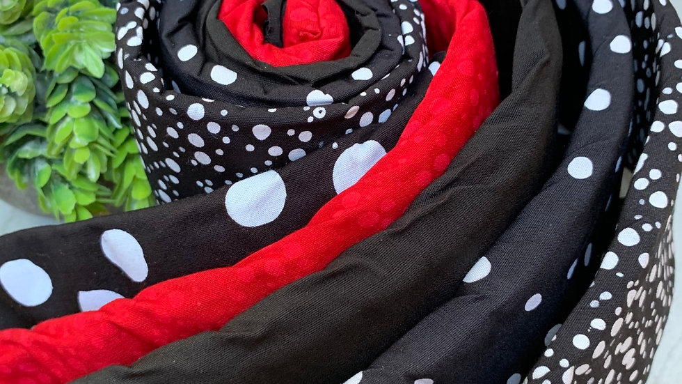Batik Fabric Gift Box