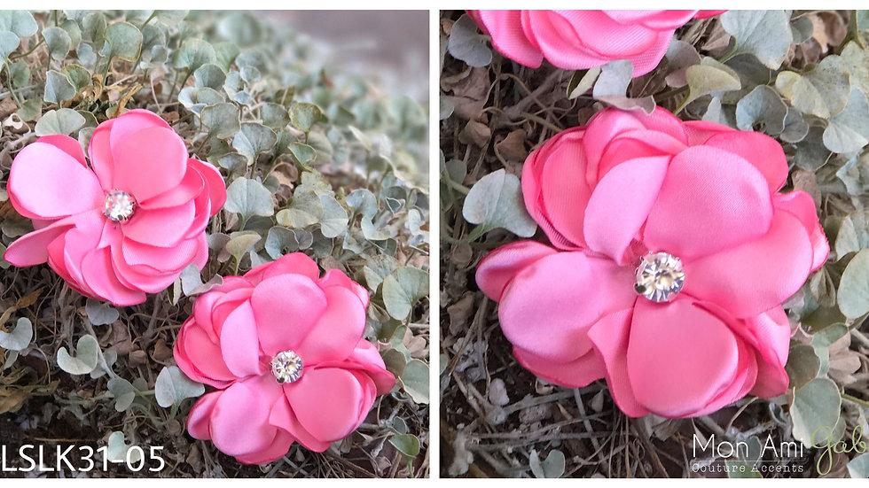 Satin Flower Pink