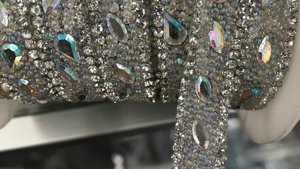 Couture Trim Tear Drop Center