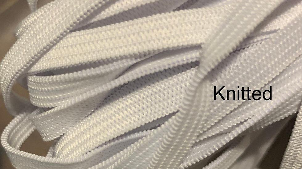 """Elastic Knitted Trim 1/4"""" x 20yd"""