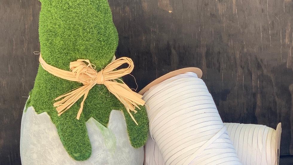 """Elastic knitted  1/4"""" x288yd"""