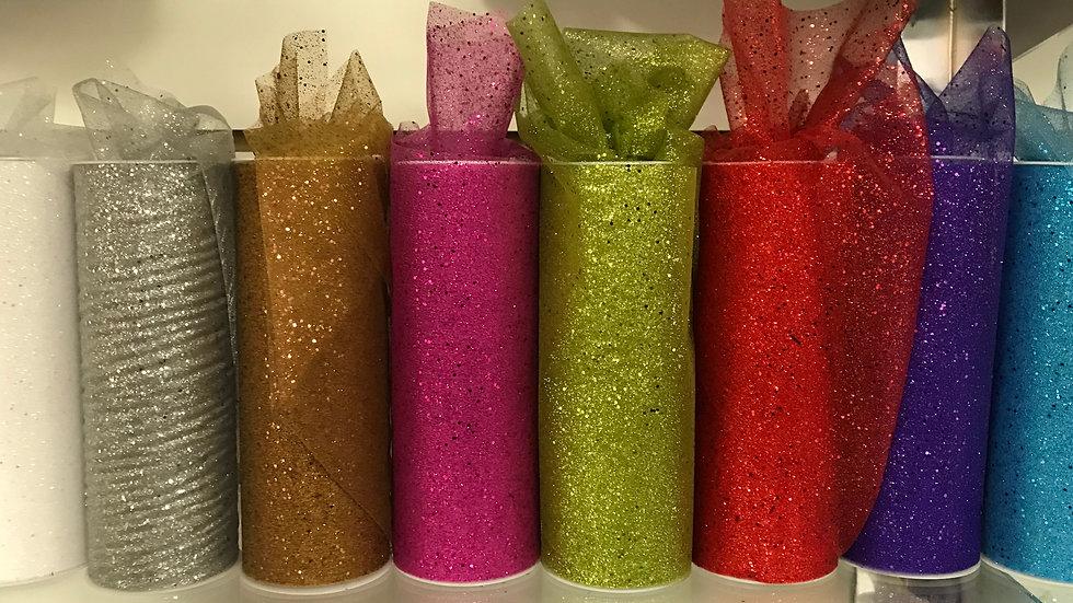 Glitter Organza Set