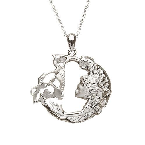 Sterling Silver Fionnuala Pendant